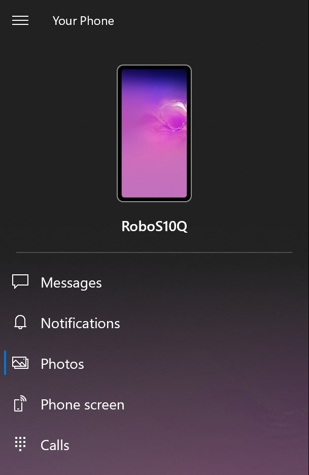 Your Phone应用PC端再更新 外观设计升级