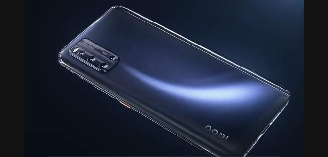 充电最快的5G手机 iQOO 3配55W快充+4440m电池