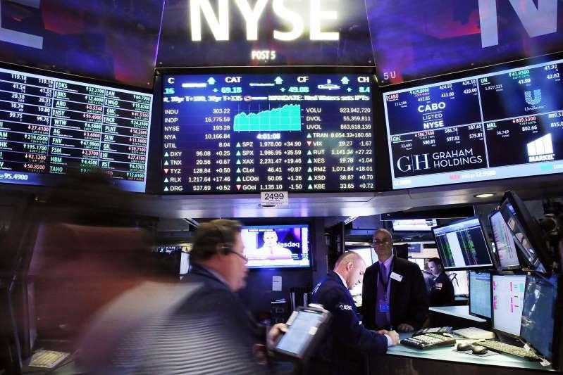 美股主要科技巨头全线下跌:苹果跌3.09% 微软跌4.14%