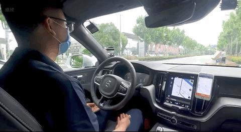 自动驾驶请注意,滴滴无人车来了